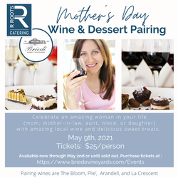 Mother's Day Wine Pairing